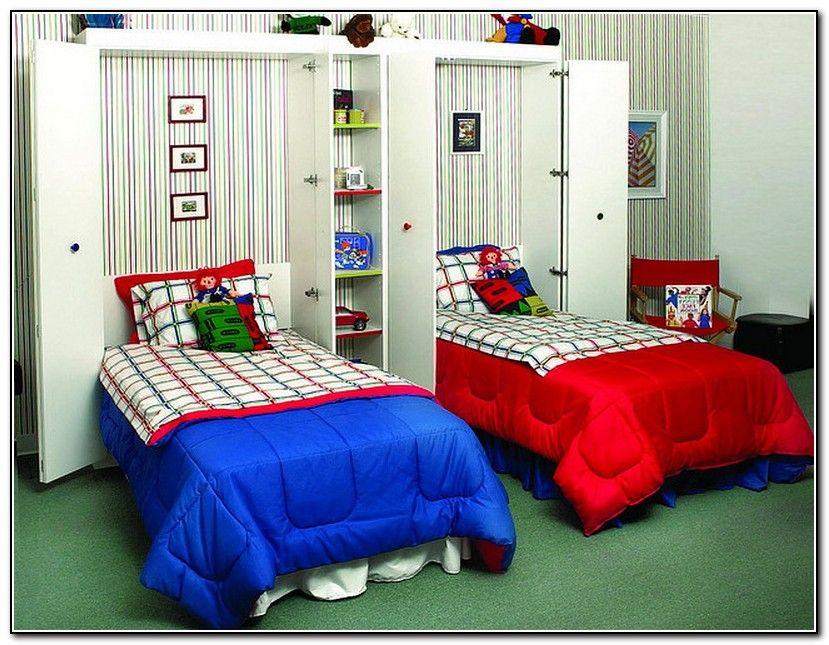 twin bunk murphy bed plans Kids bed design, Diy kids bed