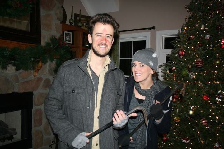 Funny Christmas Theme Party Ideas Part - 47: Christmas Movie Theme Party, Home Alone. Love It!