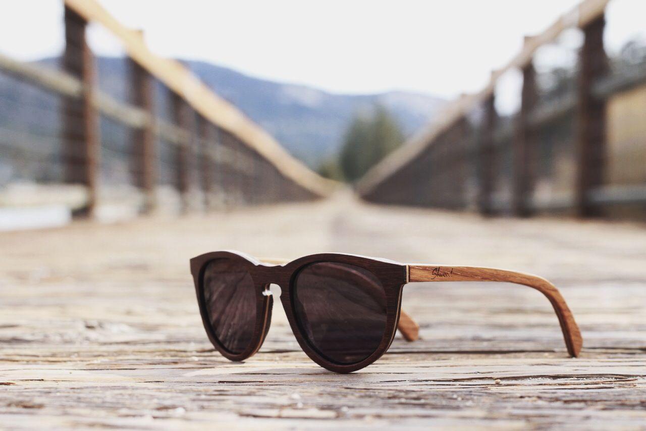 Belmont Wood Sunglasses for Men & Women