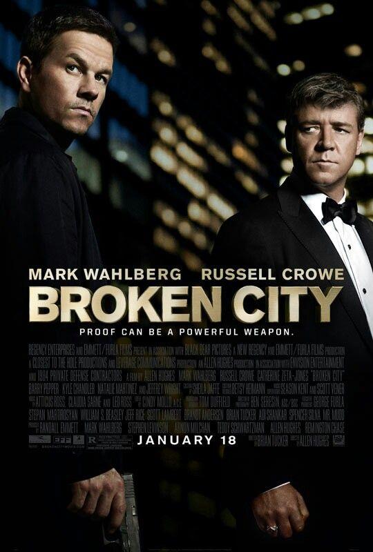 Broken City Broken City Mark Wahlberg New Movies
