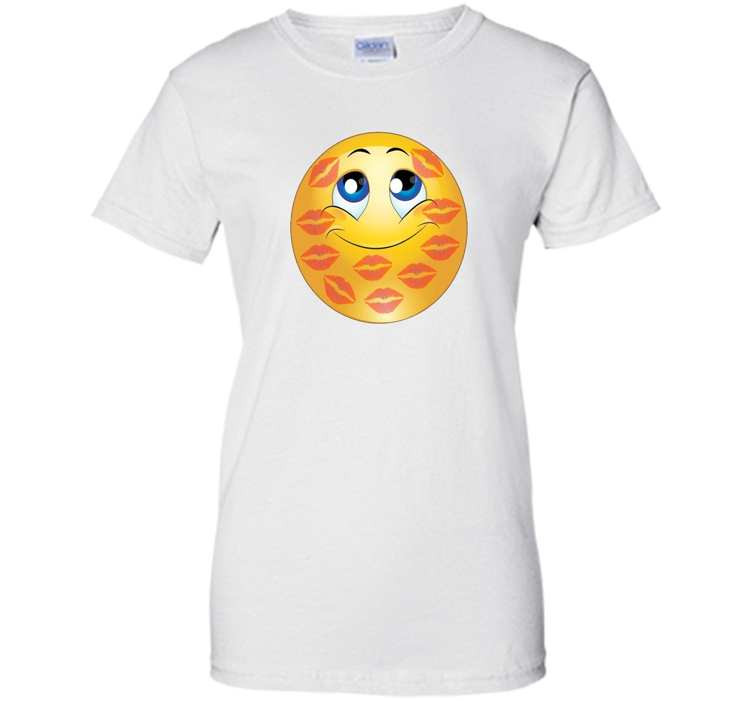 Emoji Valentine's Day Shirt For Toddlers Boys Cute