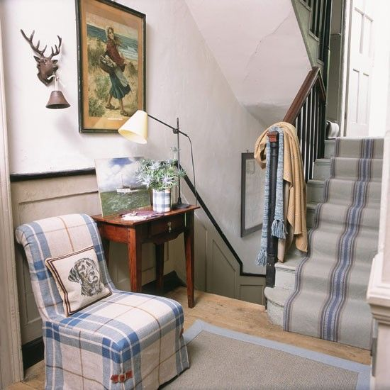 Scottish Hallway Hallways Country Country Homes InteriorsScottish Hallway  Hallways Country Country Homes Interiors