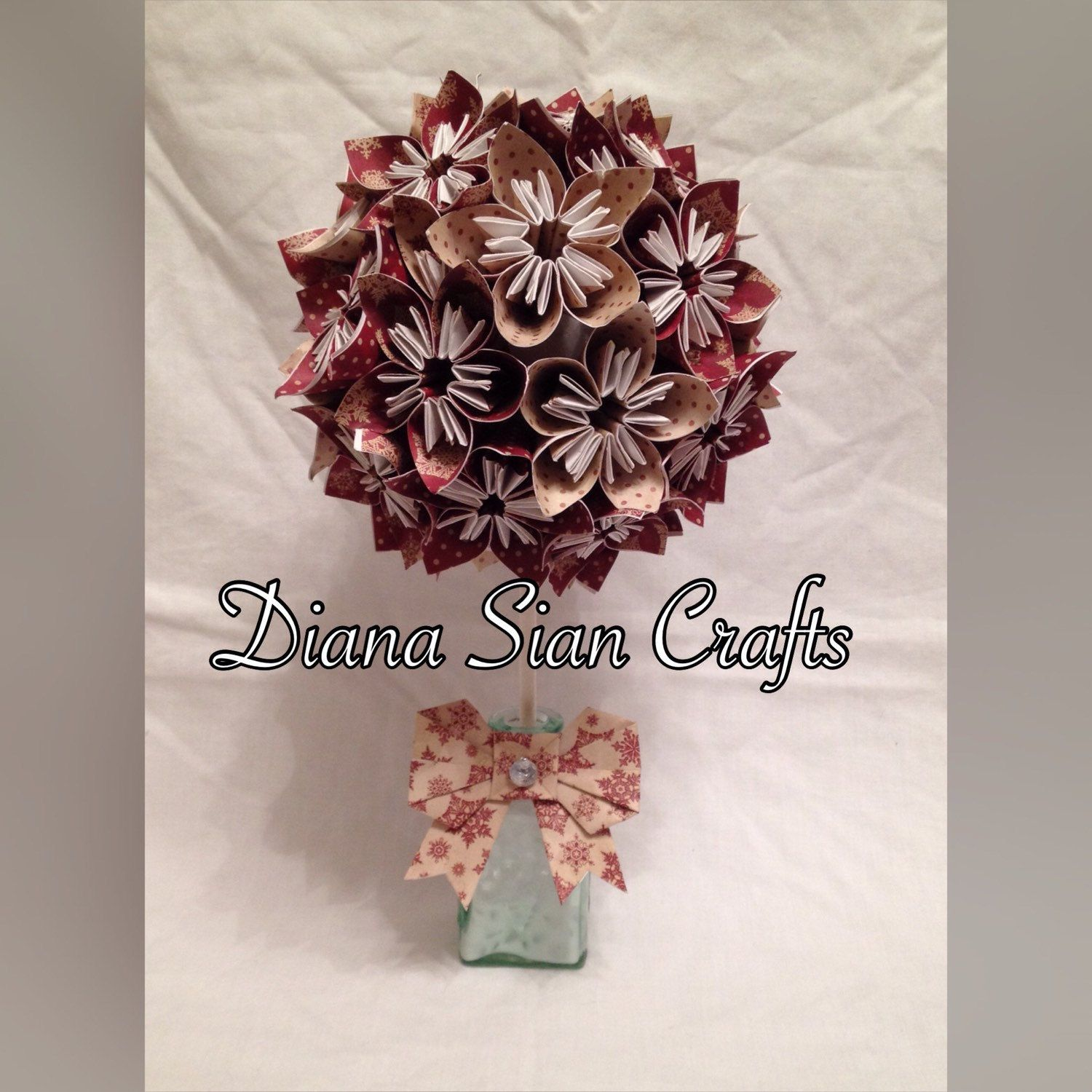 Loving My New Paper Flower Tree Will Be Doing These For Weddings