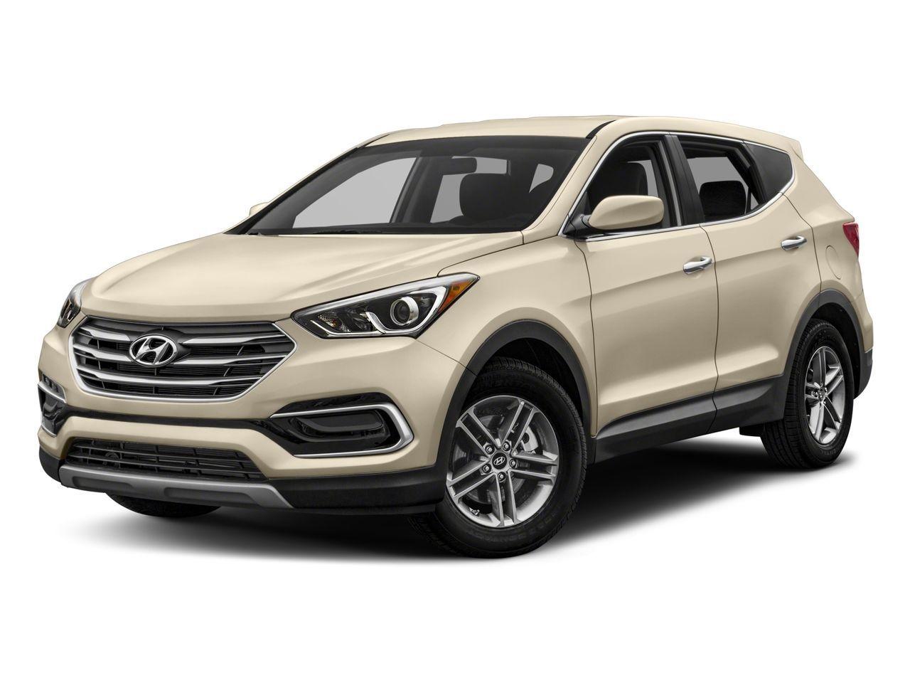 Hyundai Santa Fe Sport 2018 4door SUV Hyundai santa fe