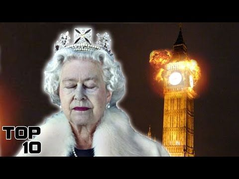 Top 10 Things That Will Happen When Queen Elizabeth Dies Youtube