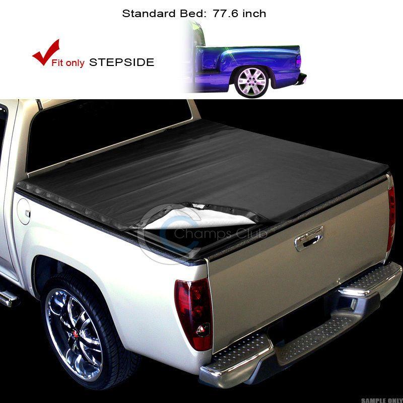 Details About Snap On Tonneau Cover 99 07 Chevy Silverado Gmc Sierra Stepside 6 5 Ft Short Bed Tonneau Cover Chevy Silverado Gmc Trucks Sierra