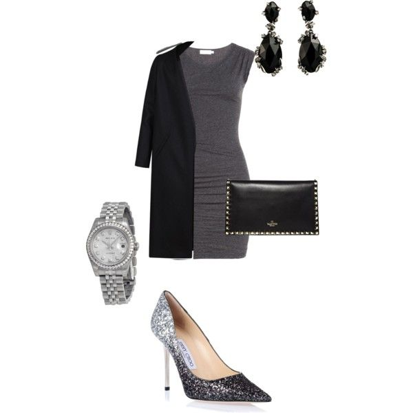 """""""Dinner with the Boyfriend"""" by sonyastyle on Polyvore"""