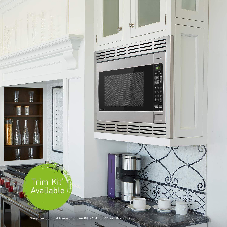 panasonic microwave oven nnsn966s