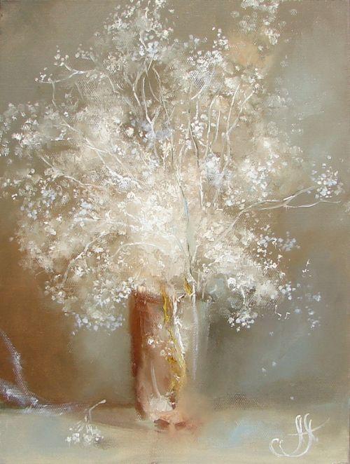 Warm frost. Pastel painting by Annet Loginova ПОДБОРКА РАБОТ