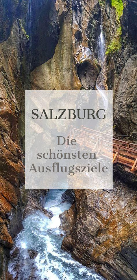 ¡Los 3 mejores destinos de excursiones para Salzburgo en Austria!