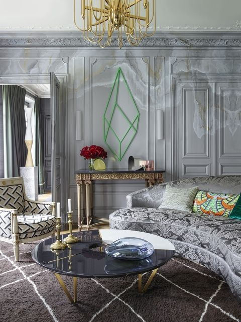 Prediction futuristic home decor and stunning french homewares will reign this fall