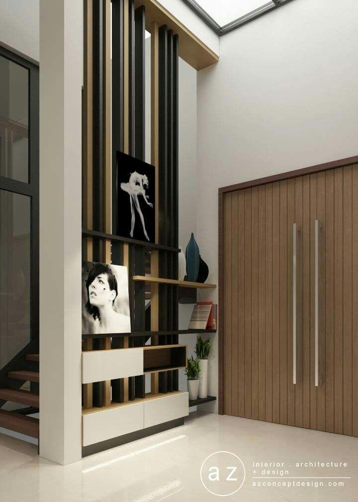 Foyer Partition Design : References foyer designed by az concept design i do not
