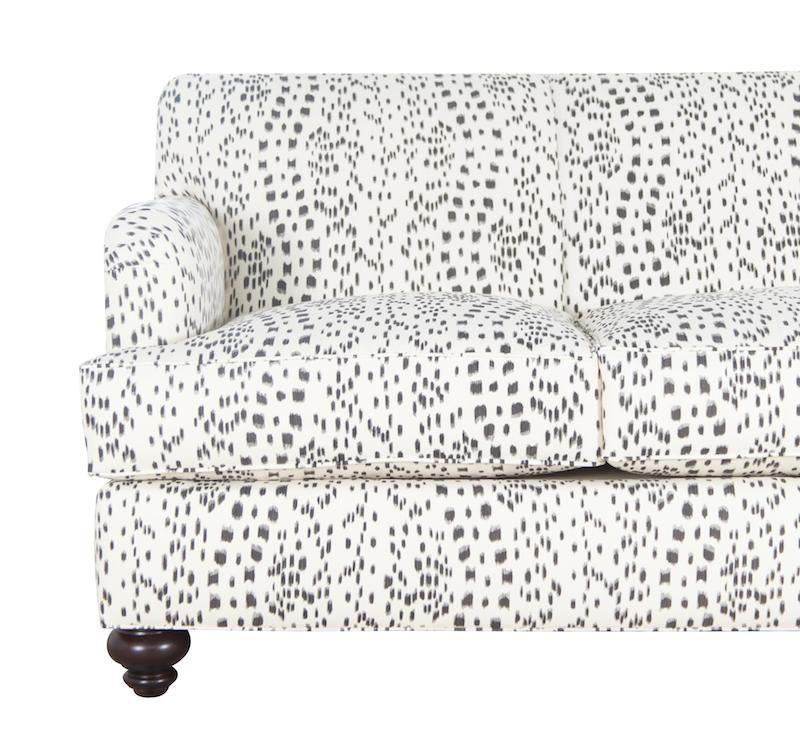 Gramercy Sofa Les Touches Printed