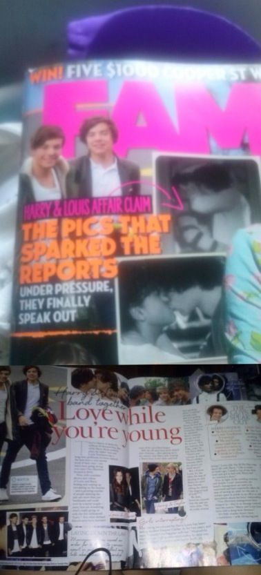 LARRY STYLINSON. OMG YES!!