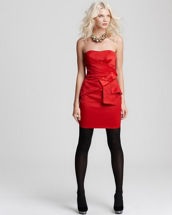 Christmas Party Dresses for Women | Go Red For Women Heart Healthy ...
