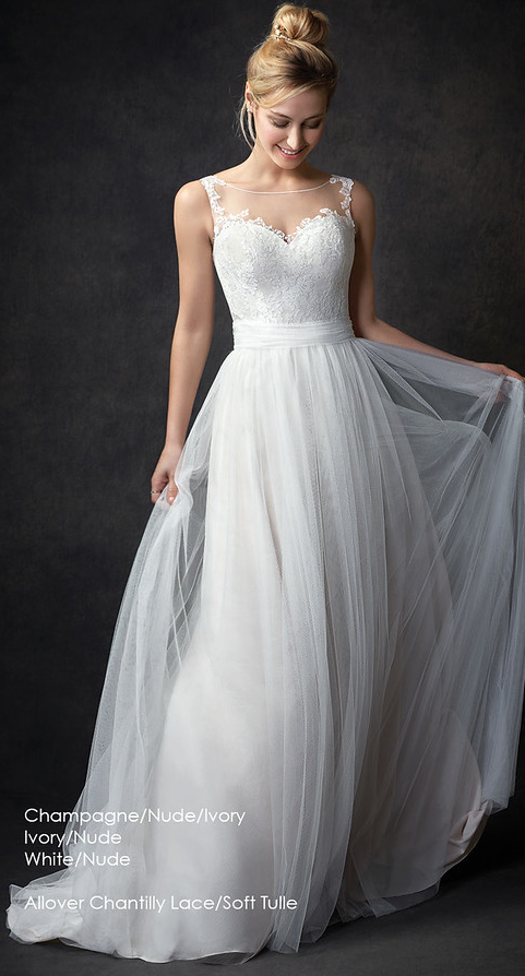 Pin by Foothills Wedding Boutique and Formalwear on In Store Wedding ...
