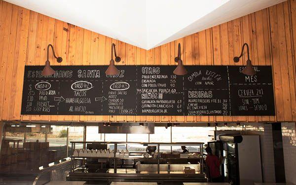 Santa Cruz - Mexican BBQ Restaurant - Interior | Identity ...
