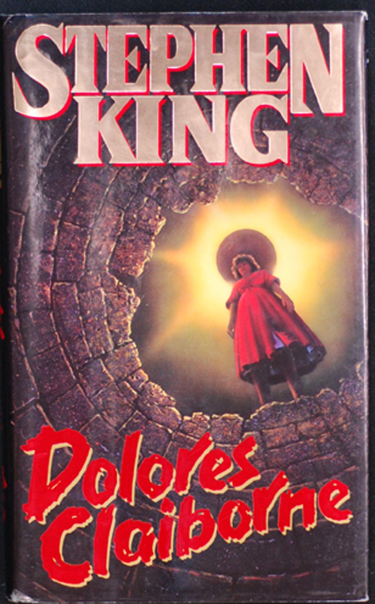 King Stephen Dolores Claiborne 1992 Stephen King Books Stephen King Dolores Claiborne