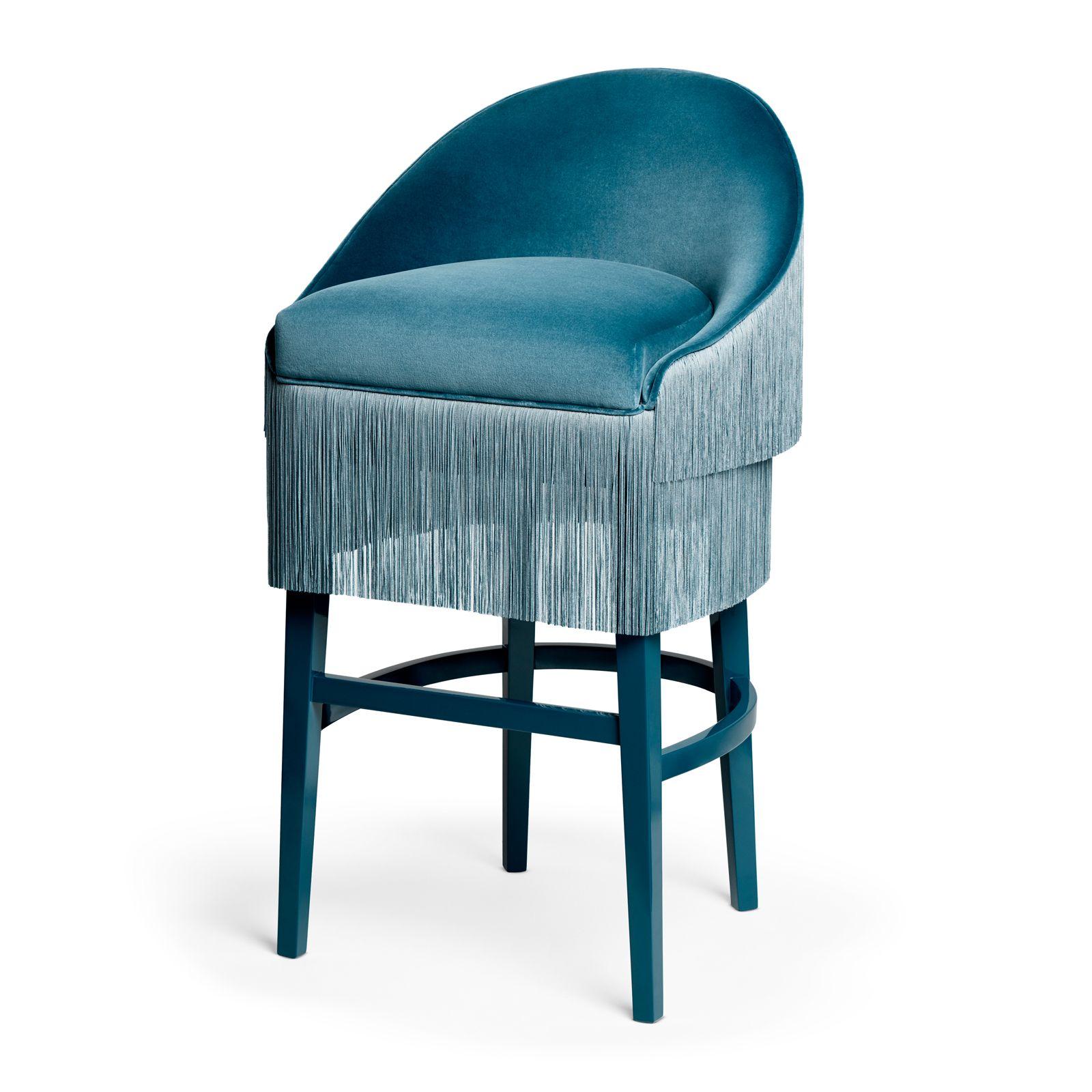 Fringe Furniture The Unexpected Trend of 2018 | Fringe bar, Bar ...