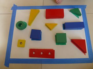 Colour and Shape Matching with Blocks - Craftulate