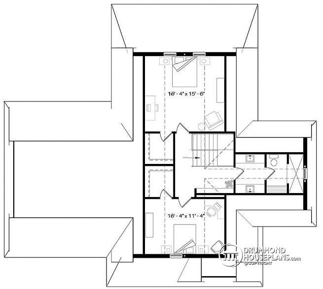 2nd level beautiful panoramic view ranch style house plan master suite on main floor open. Black Bedroom Furniture Sets. Home Design Ideas