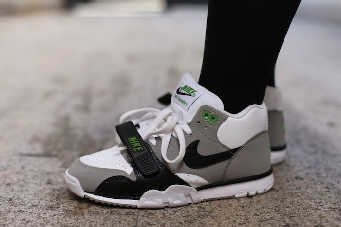 nike air trainer 1 chlorophyll | Shoes | Chaussure, Tennis
