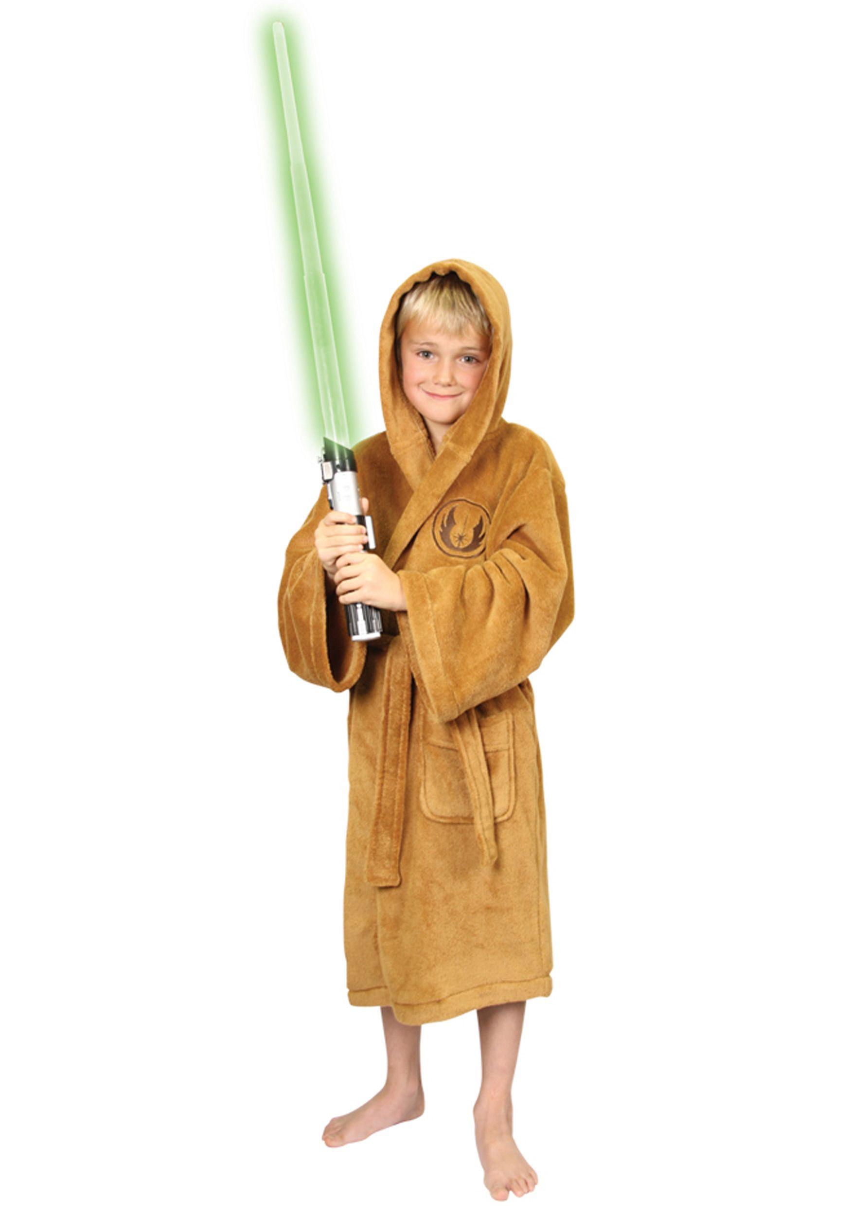 de658946cd Star Wars Jedi Kids Fleece Robe