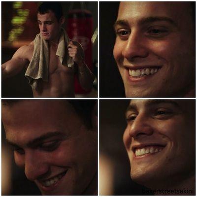 Kerem Bursin Facial expressions :) I love it.