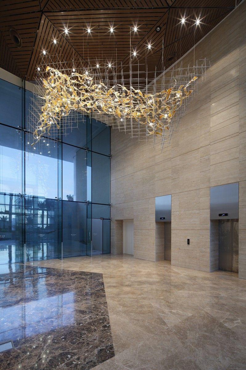 Lasvit Elements Light Design Experience Bespoke