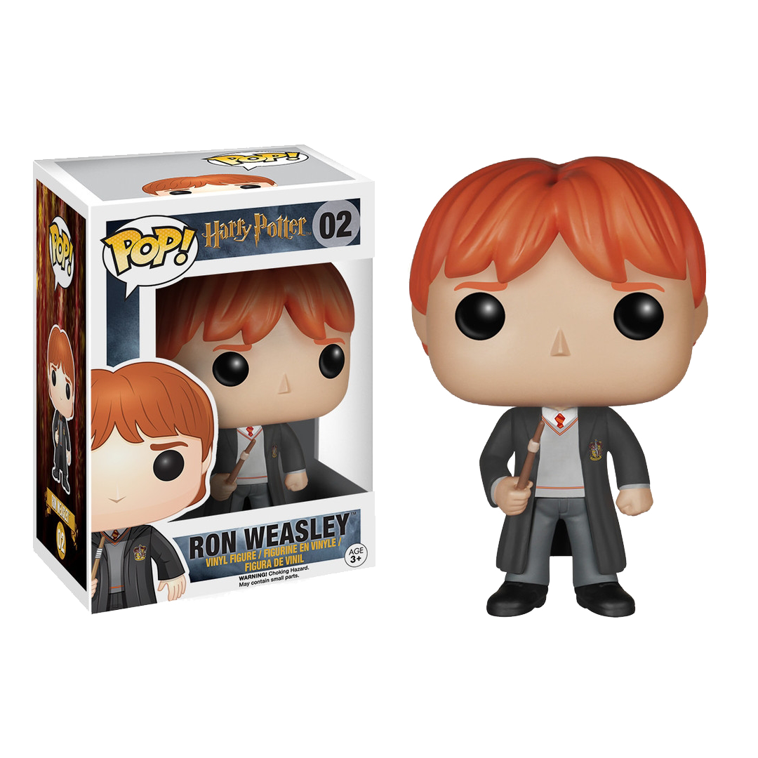 Ginny Weasely Pop Harry Potter Vinyl FunKo Free Shipping!