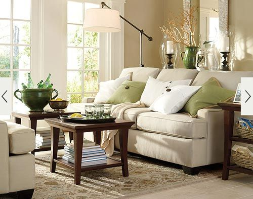 Woah Found Our Living Room Look Alike Same Color Palette As Our Living Room We Have A Similar