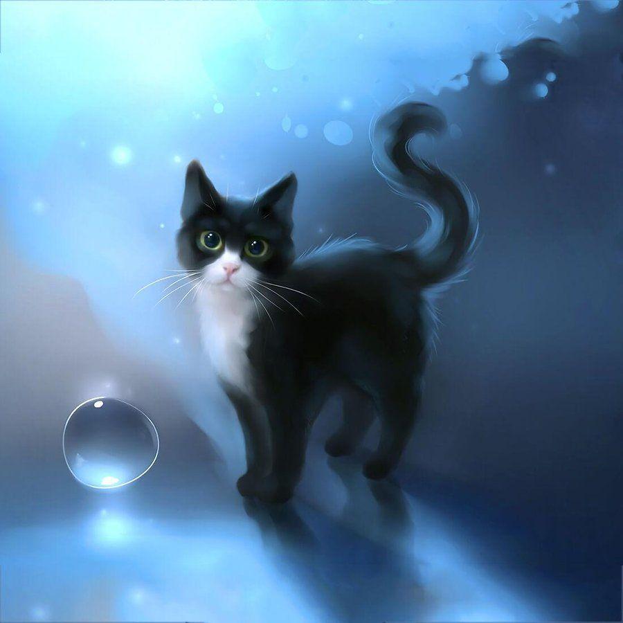 Cat deviantart :P