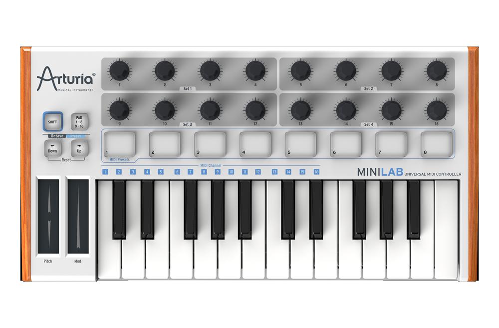 my first studio controller nov 2015 studio build nov 2105 midi keyboard digital audio. Black Bedroom Furniture Sets. Home Design Ideas