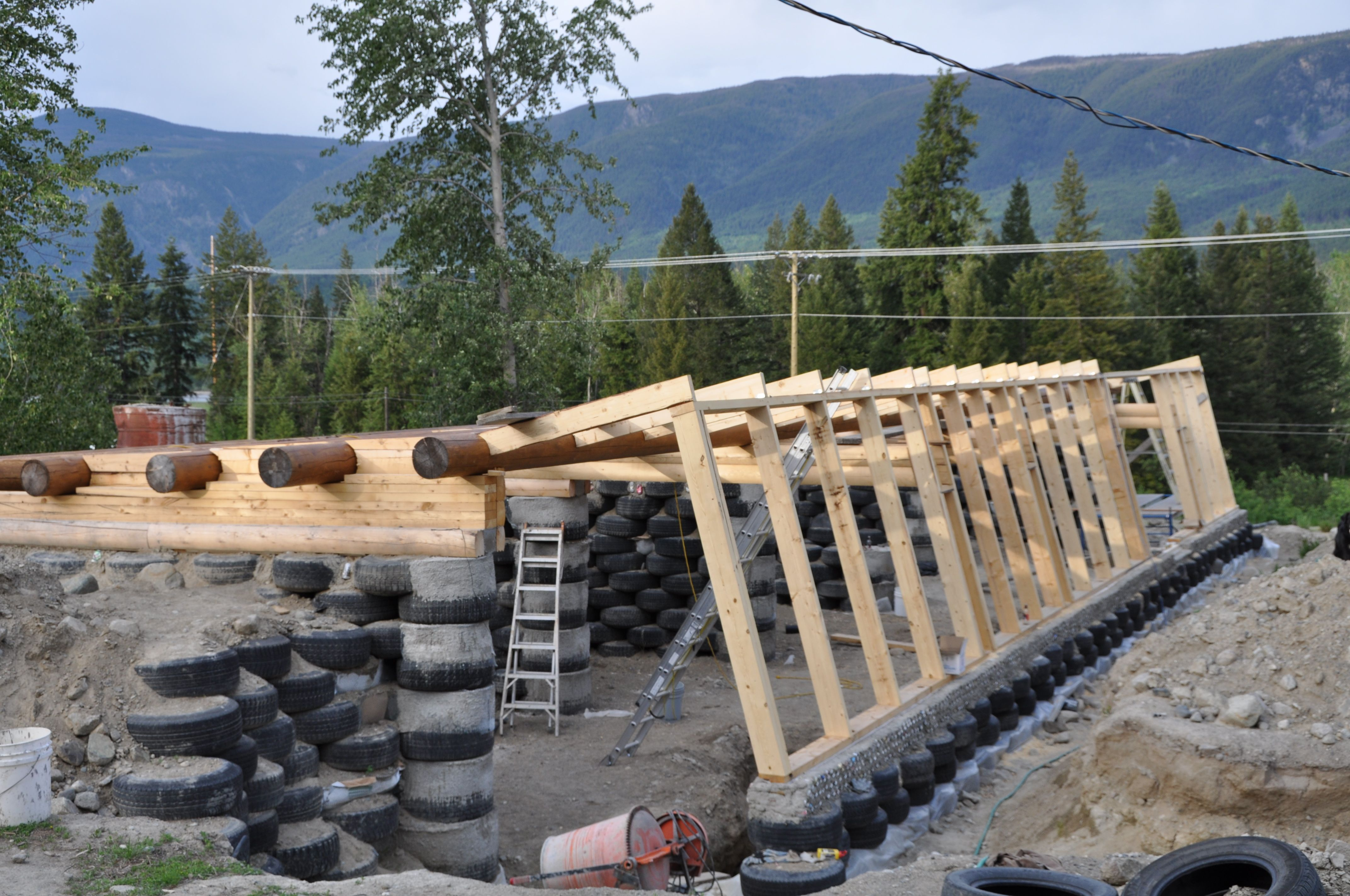 Free earthship house plans
