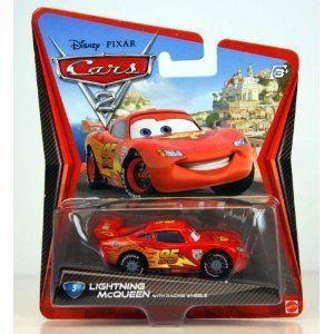 Disney Cars 2 Lightning McQueen - http://www.carhits.com/disney-cars-2-lightning-mcqueen/ - CarHits