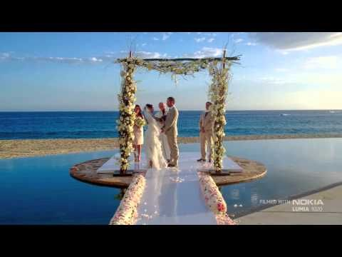 Nokia Lumia 1020: Would you trust your wedding to a smartphone camera? - YouTube