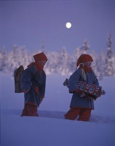 Santa Claus Holiday Tours Finland Scandinavia Scandinavian Christmas