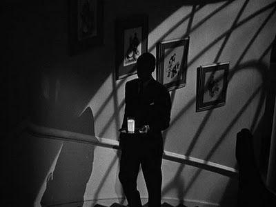 """""""Suspicion"""" (Alfred Hitchcock, 1941)"""