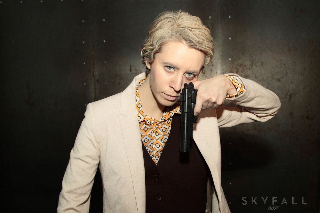007 Skyfall Raoul Silva cosplay by MigraineSky | Costumery