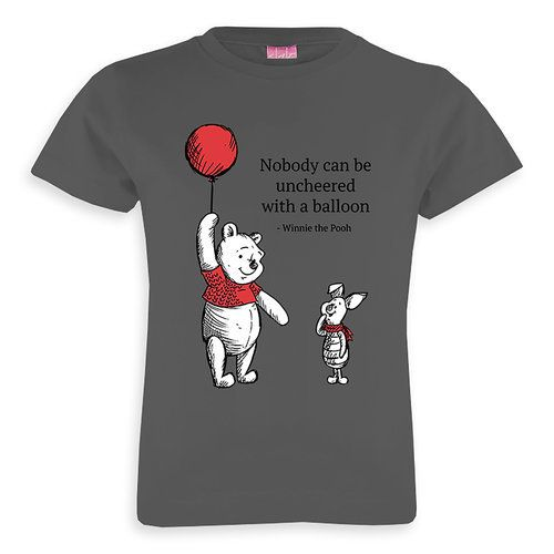 9e761d24 Share the wonder and whimsy of Winnie the Pooh with this tee inspired by  Christopher Robin.