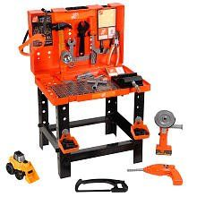 Astounding Home Depot Deluxe Carrying Case Workbench By S P Toys Beatyapartments Chair Design Images Beatyapartmentscom