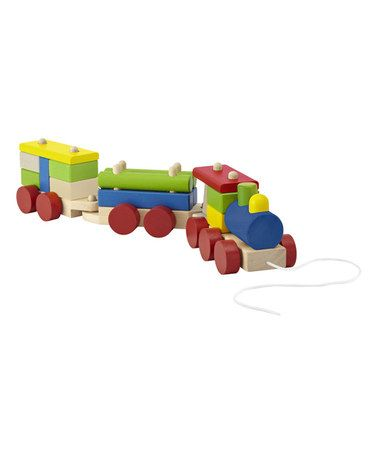 Loving This Stacking Train Set On Zulily Zulilyfinds Kid Toys