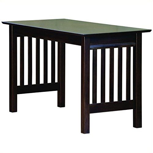 Atlantic Furniture Mission Work Table Antique Walnut *** Be sure to check out this awesome product.Note:It is affiliate link to Amazon.