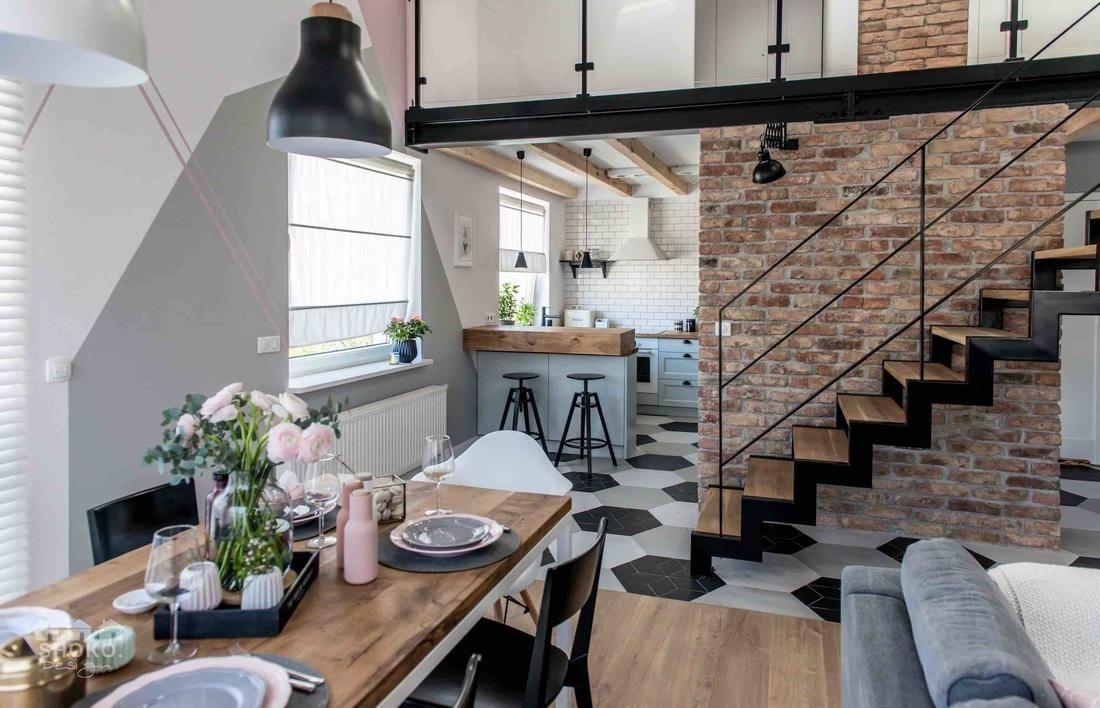 Un loft de estilo nórdico al que nos mudaríamos hoy mismo | Loft diseño,  Casa perfecta, Casa estilo