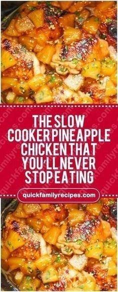 40 Easy Crockpot Chicken Recipes: Slow Cooker Favorites - Sincerely Kale #easycrockpotchicken