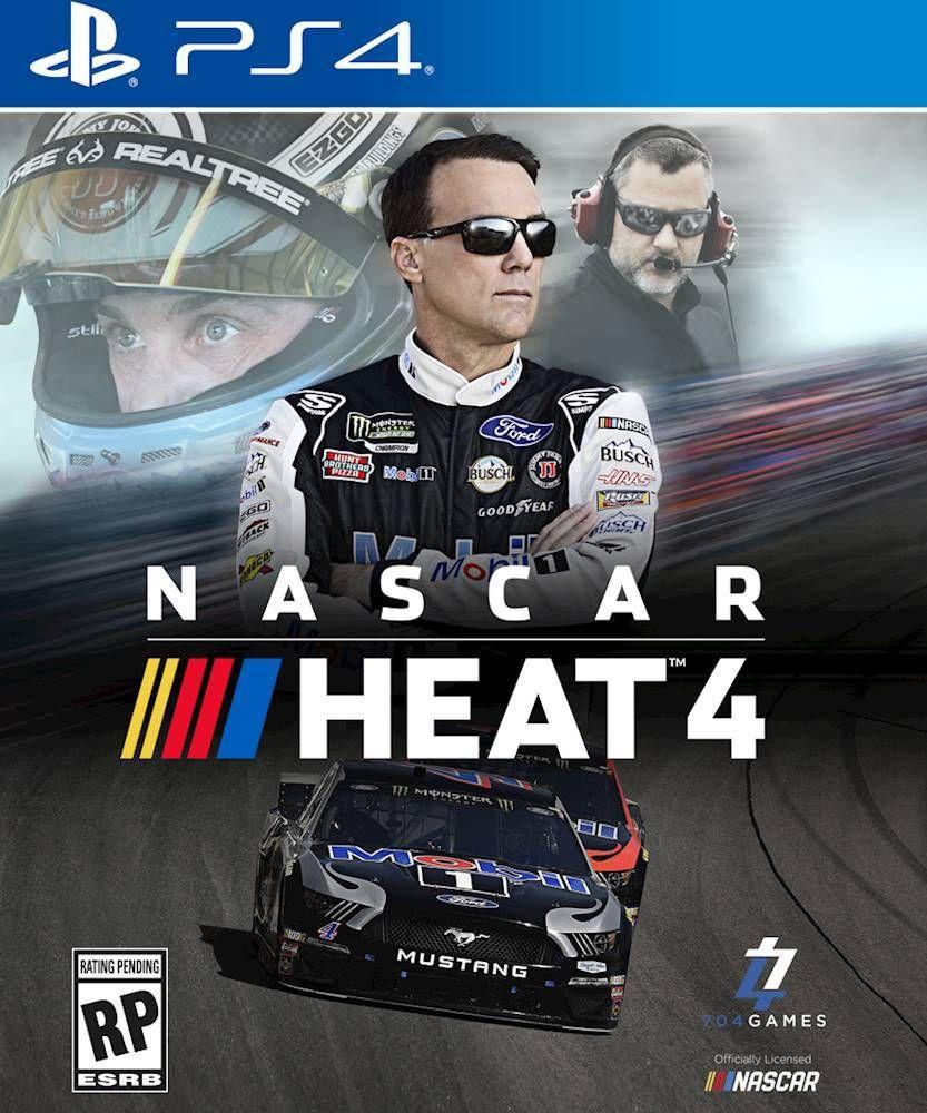 NASCAR Heat 4 PlayStation 4 Nascar heat, Xbox one, Nascar
