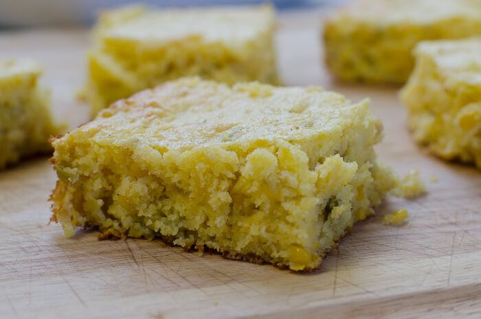 Simple Ingredients Dress Up Packaged Corn Muffin Mix To Create This Super Moist And Flavorful Jiffy M Sweet Cornbread Mexican Cornbread Jiffy Mexican Cornbread