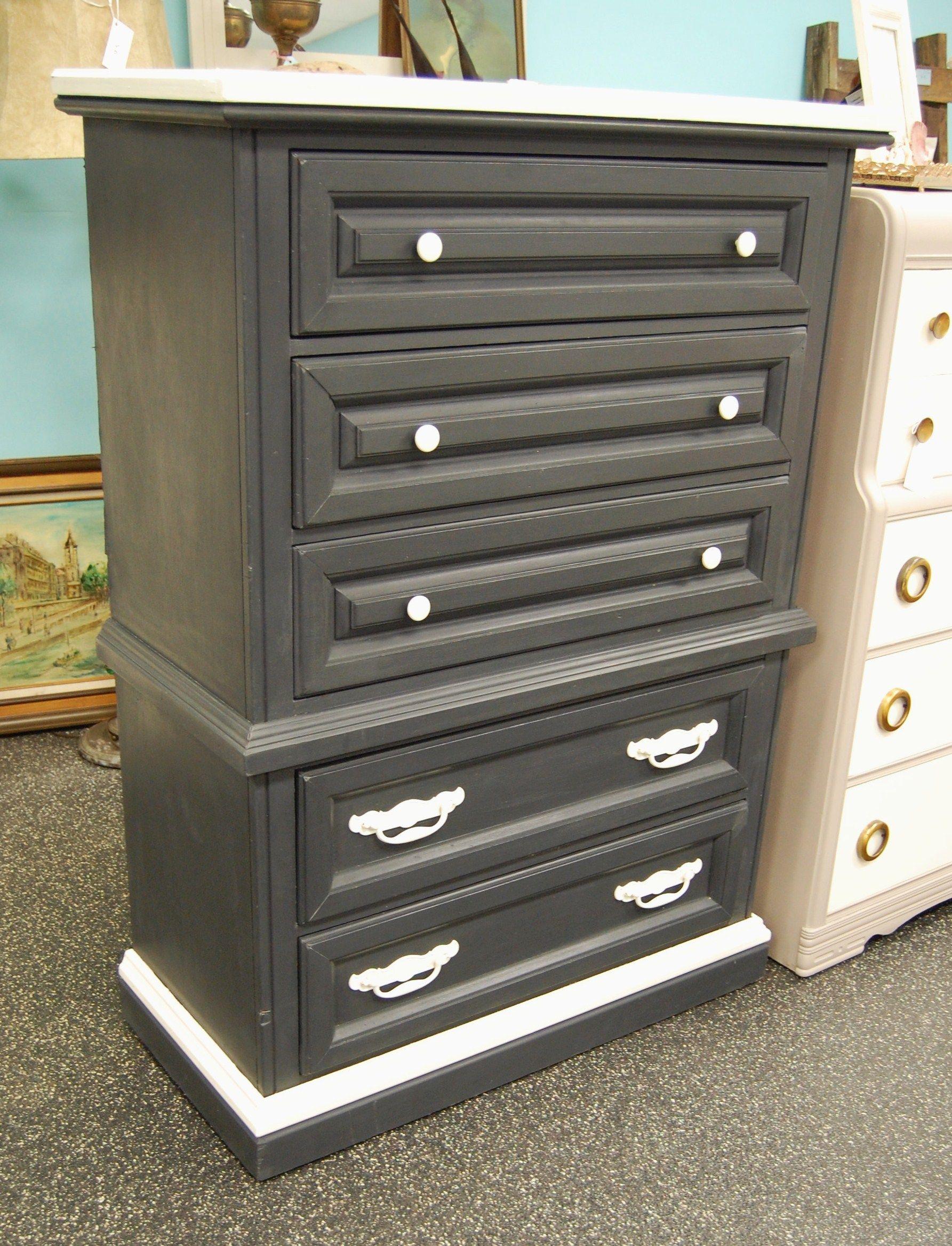 Tall Antique White Corner Shelf White Corner Shelf Furniture Rehab Dresser Refinish [ 2334 x 1785 Pixel ]
