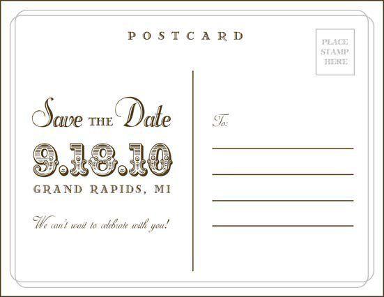 vintage-style-wedding-postcard