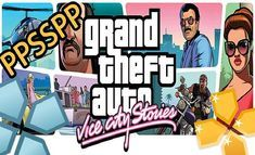 Gta Vice City Stories Iso Ppsspp For Android Download Gta Cell Phone Game Vice